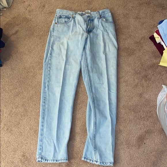 Levi's Pants - Faded Levi Jeans